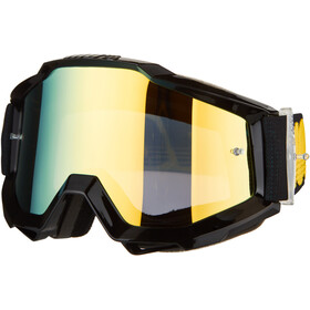 100% Accuri Anti Fog Mirror Goggles, virgo